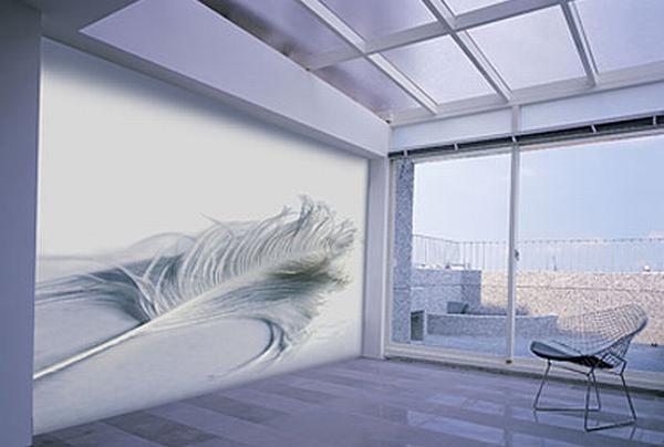 Faux Plafond Bois Ajoure : peindre plafond avec peinture satinee , Comment poser un faux plafond